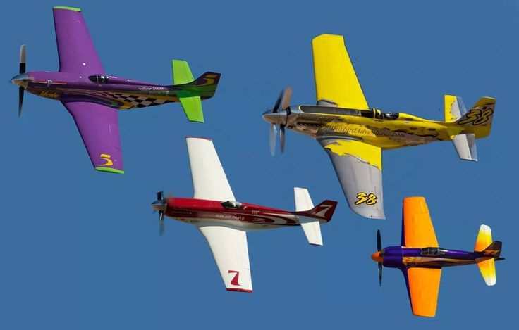 """The Reno Air Race """"The Rat Pack"""""""