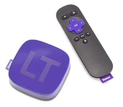Roku LT Price: $49.99  Its video resolution tops out at 720p, but the Roku LT will connect you with Netflix, HBO GO, Hulu Plus, and other Web-streaming services. It's the best deal you'll find, and that's why we awarded it our Editors' Choice for budget media hubs. Read PCMag's review of the Roku LT for more details.