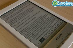 Review Sony Reader Wi-Fi PRS-T1: lichter, sneller en een nieuw design