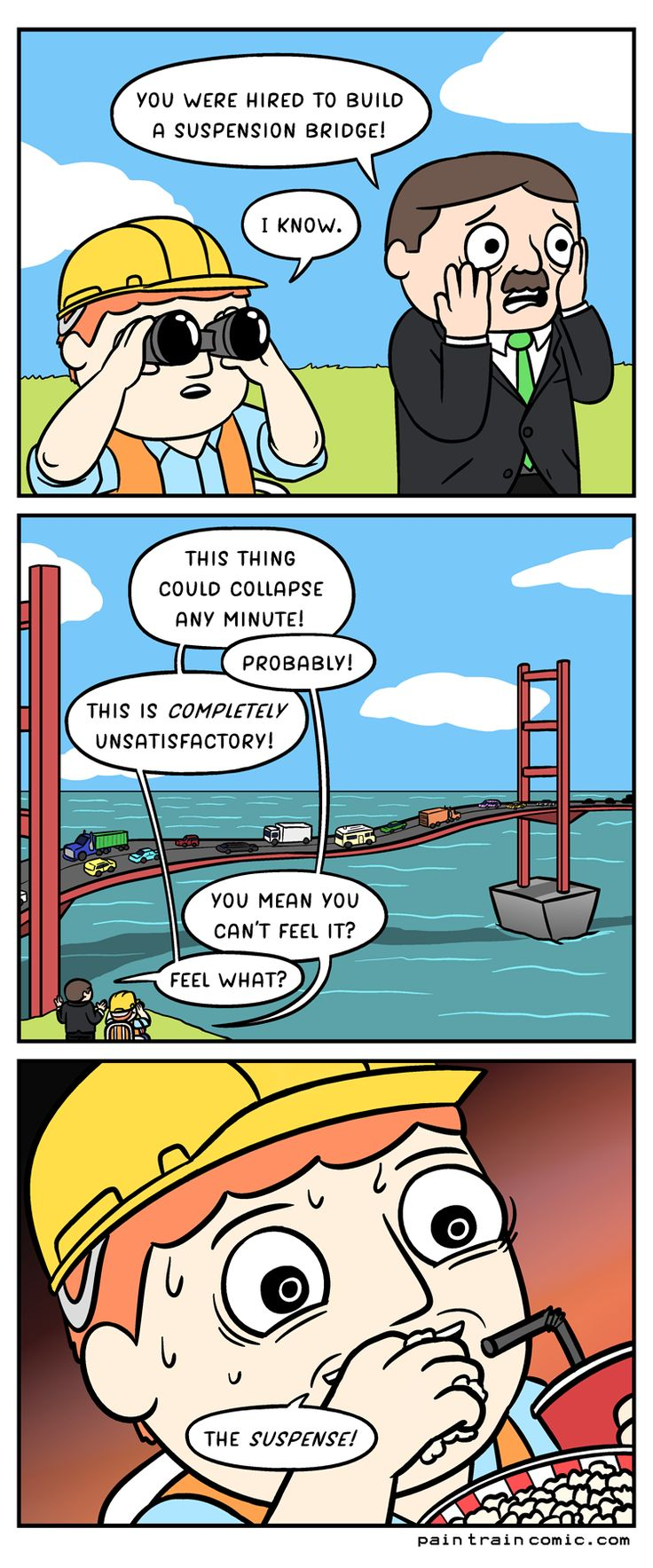 How I Envisioned My Degree in Civil Engineering