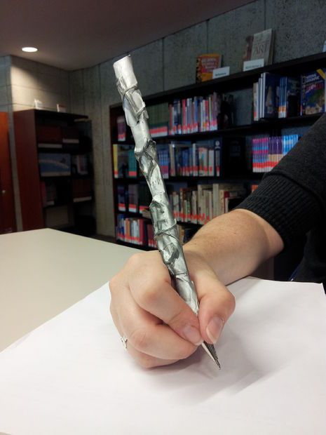 Secretly (or not so secretly) wishing you could be a Shawdowhunter? Well get one step closer by making your own stele.