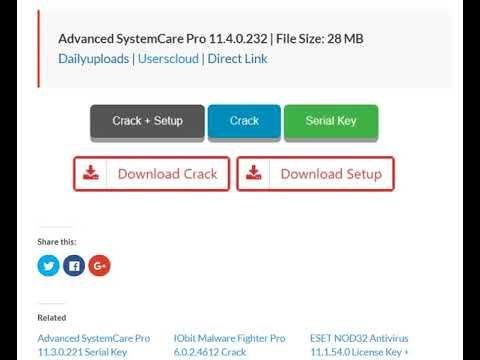 advanced systemcare pro 11 4 key