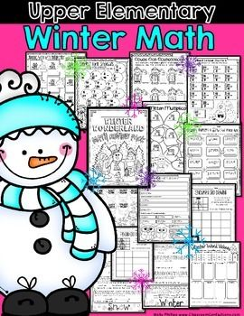 386 best winter math activities images on pinterest 4th grade math basic math and elementary math. Black Bedroom Furniture Sets. Home Design Ideas