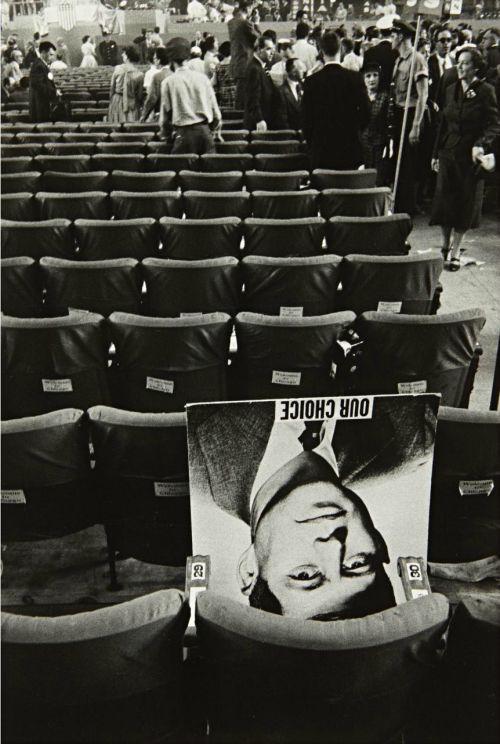 Chicago Convention,1956  Robert Frank