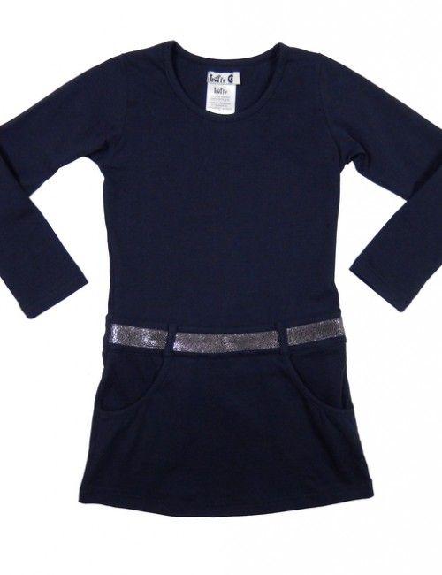 LoFff - LoFffely Dress Dark Blue