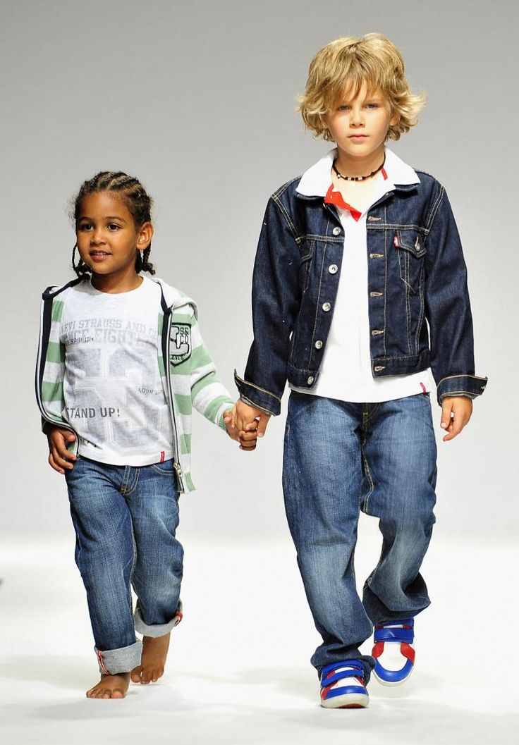 Childrens Fashion The 69th Children S Fashion Show