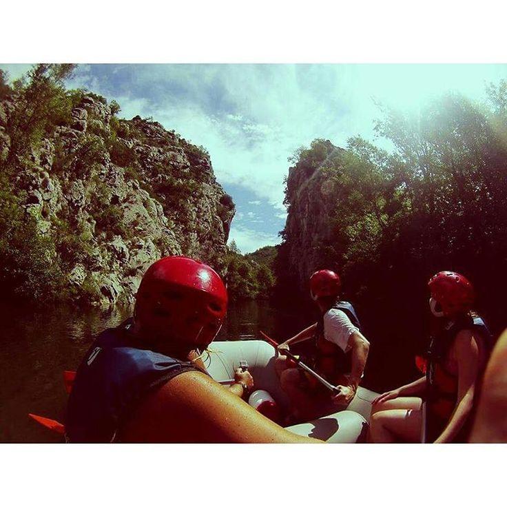 #rafting #cetina #croatia
