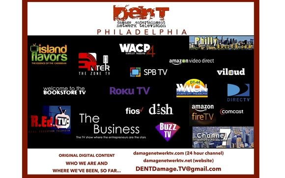 Check out DENT damage entertainment netwerk television 's