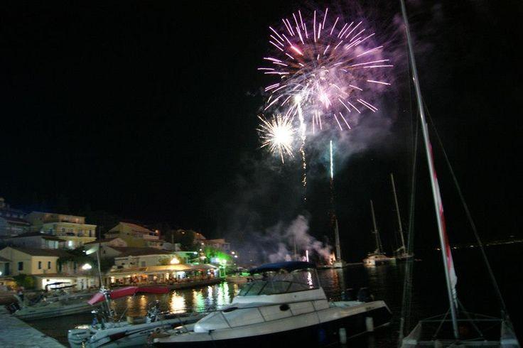 Fireworks#kassiopi