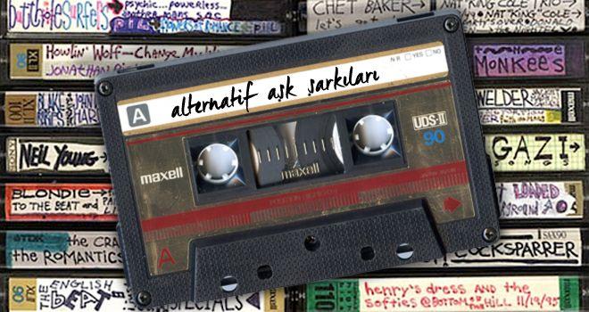 Alternatif Aşk Şarkıları - Sanatatak Sevgililer Günü'nüzü kutlar...