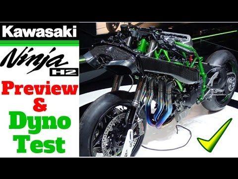 Wow Kawasaki Ninja H2 Dijamin Keren Tarikan Ninja H2 Juga Gahar