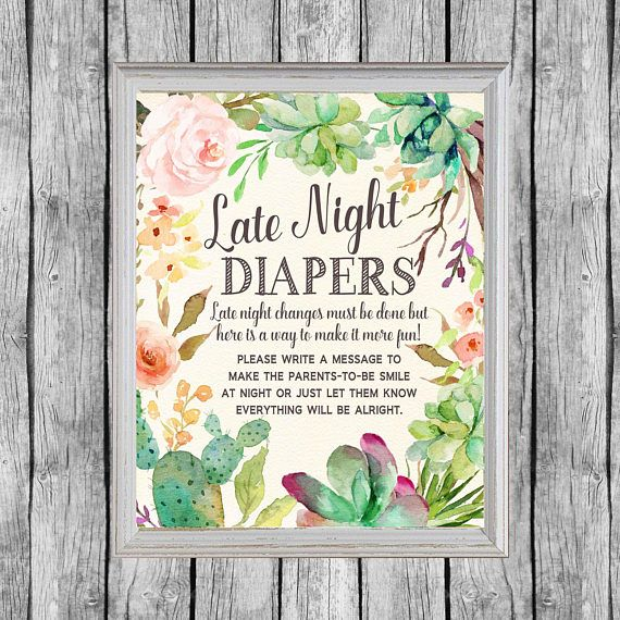 Late Night Diapers for Baby Shower Sign- 8x10 Digital JPEG File. Instant Download. This listing is for an Instant Download - Digital File in JPEG format. You will be able to instantly download: 8x10 sign - JPG File This is a digital download - No physical item will be shipped.