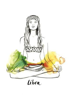 Balanced Libra. What makes YOU tick?  Sign up for a chance to win a FREE #astrology reading. www.insideconnection.tv  Winners chosen monthly.