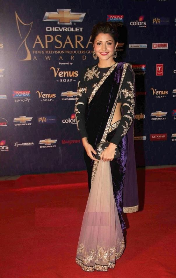 Asian Wedding Ideas - A UK Asian Wedding Blog: Bollywood Red Carpet Fashion at the Apsara Awards 2012