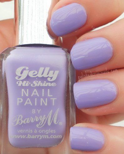 Gelly Nail Paints - Prickly Pear