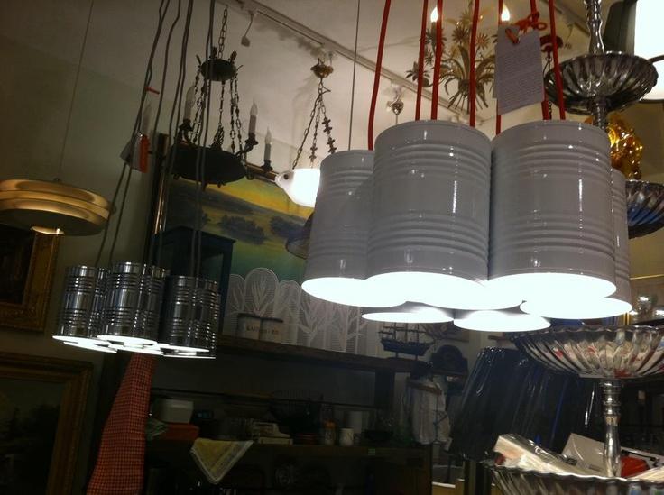 Kökslampa DIY. Från MildaMatilda Sthlm