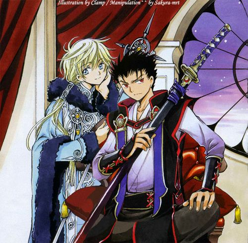 47 Best Images About Kurogane X Fai On Pinterest