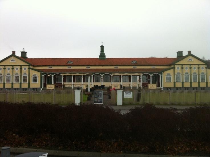 Strandhotel, Mellbystrand in Sweden