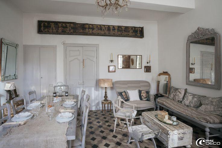 1000 id es sur le th me enseignes en bois antique sur pinterest panneaux en - Magazine de decoration maison ...