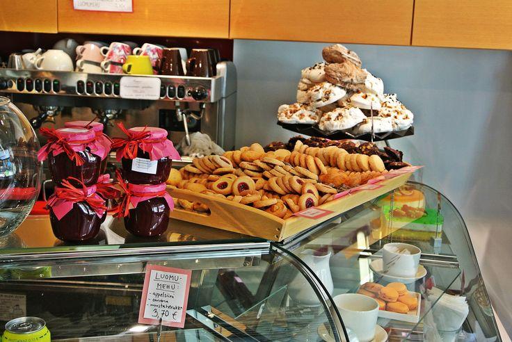 Finnish pastries at KakkuGalleria  #food tour #Helsinki #Finnish food #Scandinavia #pastries