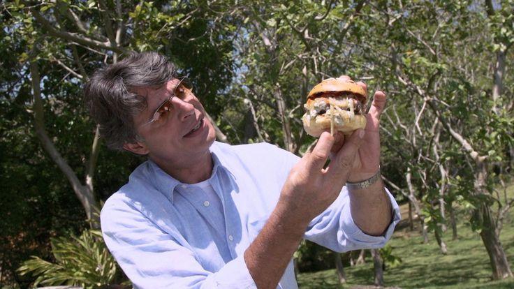 Hambúrguer com molho de picles: receita do Olivier Anquier - Receitas - GNT