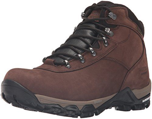Hi-Tec Men's Altitude OX I Waterproof-M Hiking Boot Waterproof, breathable  upper Full grain leather upper Michelin rubber outsole Ortholite  Impressions ...