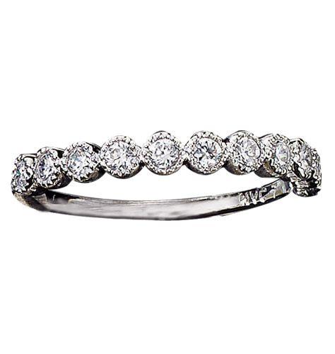 Avon Princess Cut Cz Ring