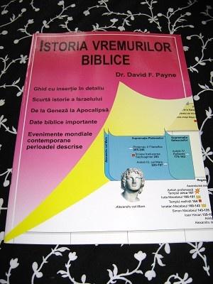 Istoria Vremurilor Biblice / Dr. David F. Payne / Romanian Language Bible Study Helps / Periodizarea in Biblie