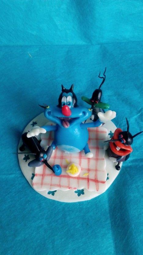 Oggy e gli scarafaggi