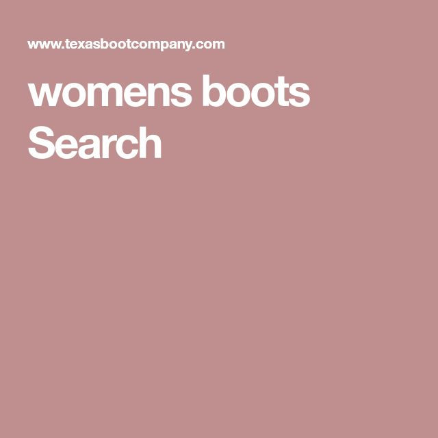 womens boots Search