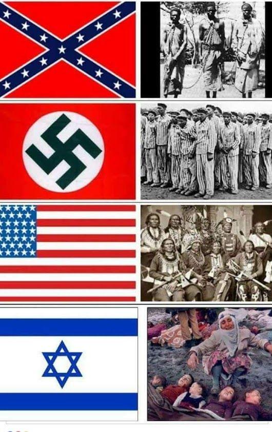 Fällt da was auf? Ideologie bedeutet immer Leid!