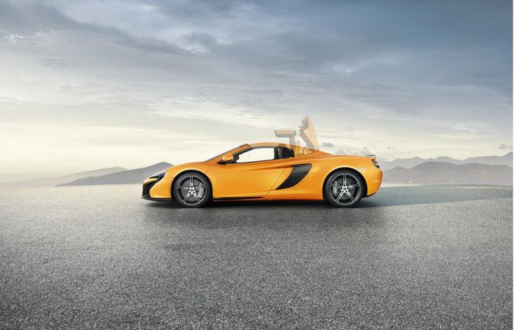 Oh Wow! Geneva 2014: McLaren 650S Spider Drops Its Top (VIDEO)