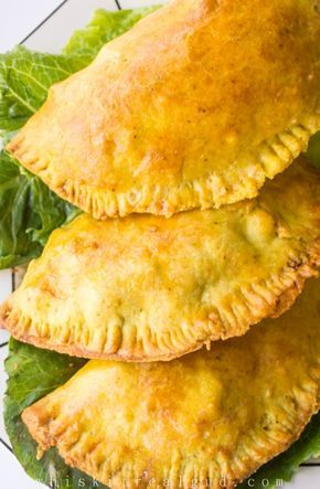 Jamaican Beef Patties With Perfect Flaky Crust