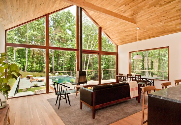 Case di campagna nella Hudson Valley