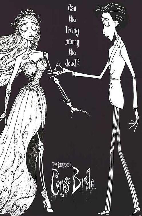el cadaver de la novia, johnny depp, nice, pelicula, tim burton