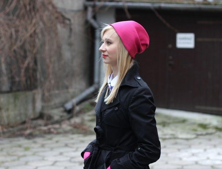 Rękawiczki i czapka <3 mw polski dizajn