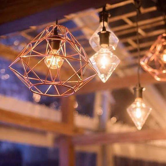Diamond Light Bulb E27 diamond bulb diy lamp set light
