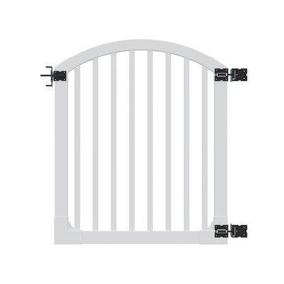 Wam Bam Fence CO. Traditional Yard and Pool Gate