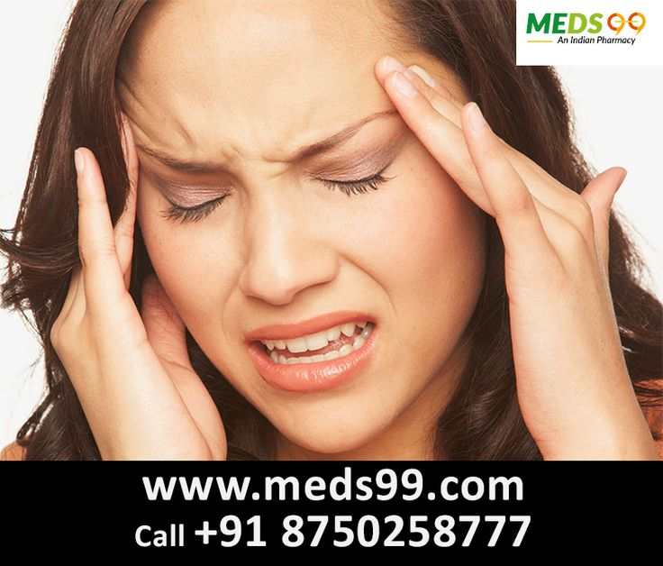 Considering taking medication to treat Migraine Headache? Check Out  common medications used to treat or reduce the symptoms of Migraine Headache. Call +91 8750258777 or visit our website https://www.meds99.com for more details.