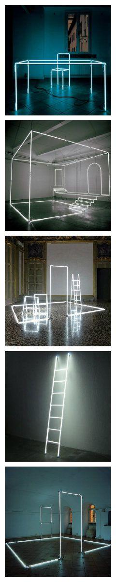 "Инсталляция ""Altro Spazio"" от Massimo Uberti's"