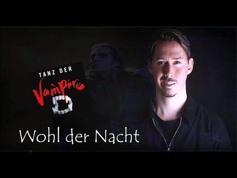 """Wohl der Nacht aus dem Musical """"Tanz der Vampire"""" Cover Thomas Unmack - YouTube"""