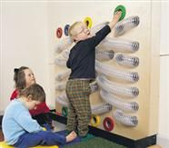Four-Loopie Wall Board