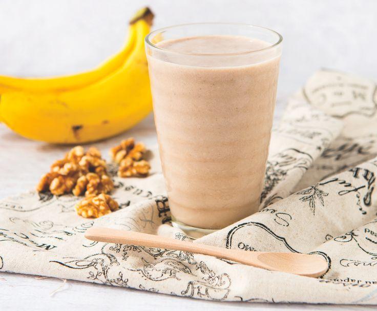 Banana & Walnut Smoothie