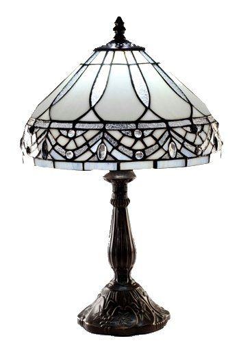 Warehouse of Tiffany 1150+MB06S GG Tiffany-style White Jewels Table Lamp, White Warehouse of Tiffany,http://www.amazon.com/dp/B003JTI2HW/ref=cm_sw_r_pi_dp_dQz.sb1R7YDKPXZN
