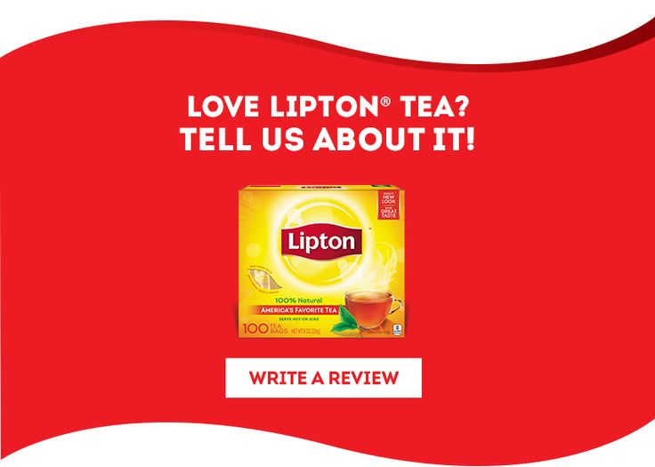 Lipton® Tea - Discover Our New Variety of Delicious Teas