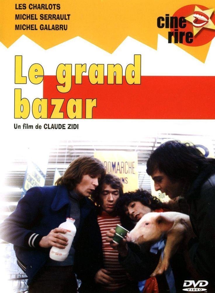 Les Charlots Le Grand Bazar