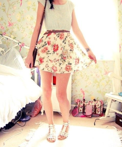 So excited for spring outfits!
