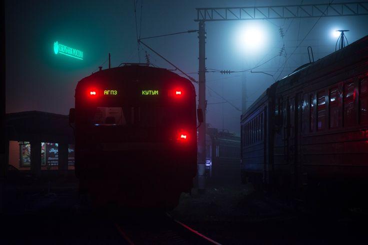 mist by Victor Yastrebov on 500px