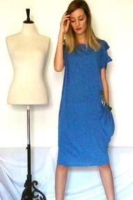 contemporary dress, $63