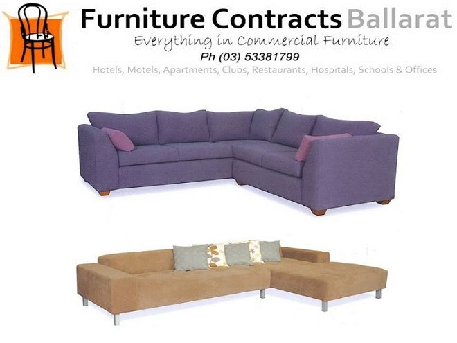 Work towards making the setting of your office, hospital, restaurant, hotel, cafe, school or home comfortable by adding felicitous furniture from Furniture Contracts Ballarat. We deal in everything that you may need for furnishing your residential or commercial sector. We offer an exhaustive range of furniture in Ballarat with uncompromising quality, at affordable prices. Get in touch with us today to know more!